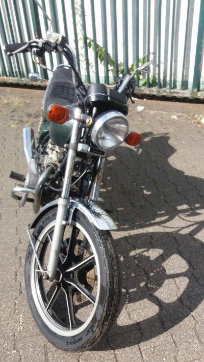 Motorrad  Entsorgen – Verschrotten – Eisenschrott und Metall Abholung –  0152 52376589