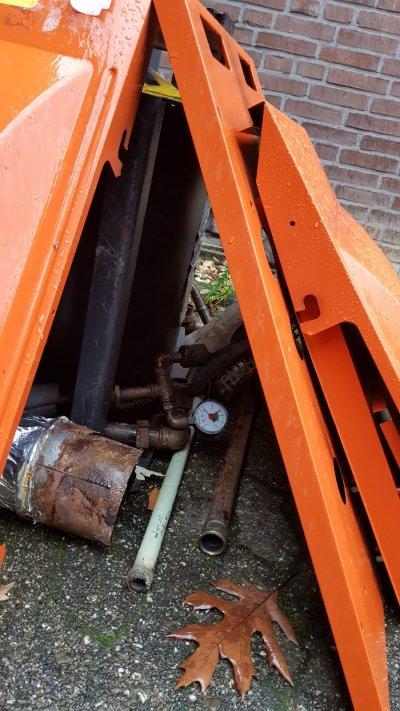 Schrott zum nächsten Mülldeponie bringen oder Schrottabholung Gescher Kontaktieren,...