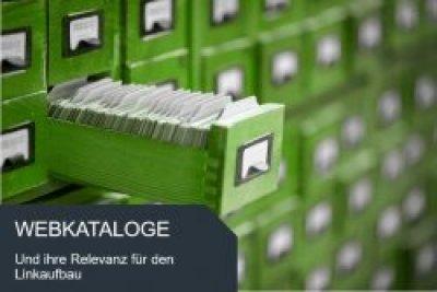 Anmeldung bei Webkatalogen bzw- Webverzeichnissen