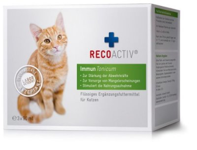 RECOACTIV Immun Katze - zur Stärkung des Immunsystems