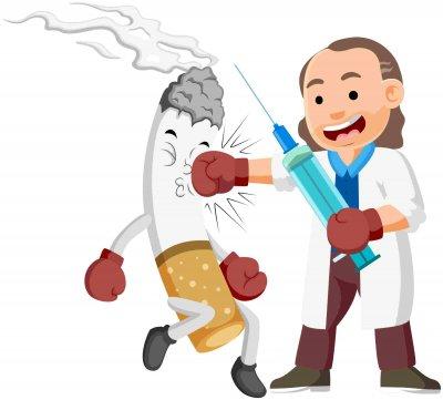NEURASAN® - Die patentierte Nichtraucherspritze