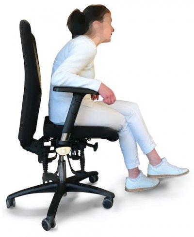 Rückenschmerzen beim Sitzen - ERGOFIT