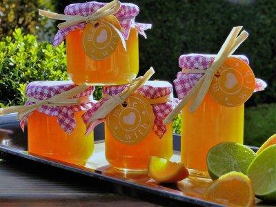 Etiketten und Anhänger für Marmelade - Marmeladengläser gestalten
