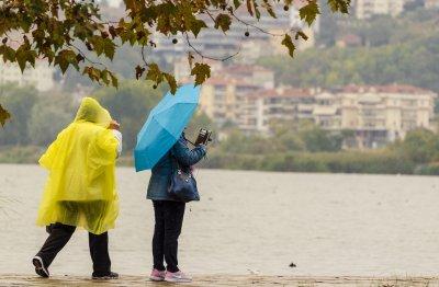 » Gute Laune trotz Regenwetter