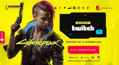 » Das Universum Cyberpunk 2077 fängt 2020 an.