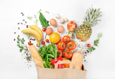 » Gesunde Ernährung – hier fallen die Kilos