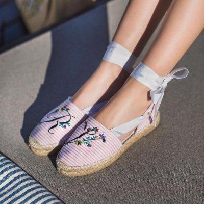 » Espadrilles – Moderne Schuhe für den Sommerurlaub