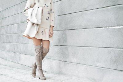 » Overknees Stiefel- Sexy und stylisch zu gleich