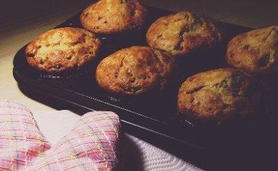 » Vegane und herzhafte Muffins