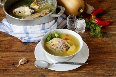 spanische Fischsuppe mit Curry - Sopa de pescado - La Tapa caliente