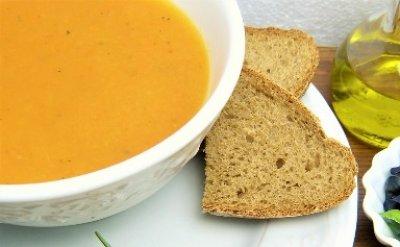 » Karotten-Ingwer-Suppe
