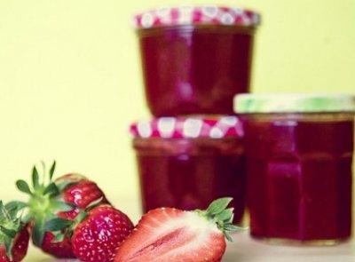 » Erdbeer-Physalis-Aufstrich mit Chili