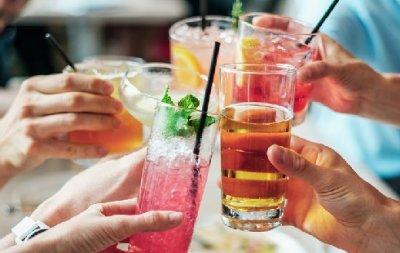» Cocktails für die Silvesterparty (aber auch für andere Anlässe geeignet)