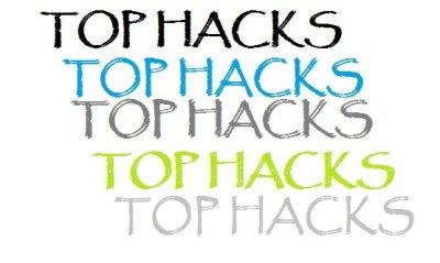 » Top Hacks – So erleichtert ihr euer Leben