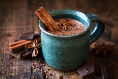 » Heiße Schokoladenvariationen