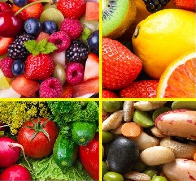 » Wo findet man Vitamine und Co.?