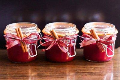 Kirschmarmelade mit Amaretto - Raffinierte Kirschmarmelade als Rezept