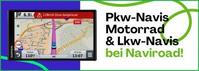 Navigationsgeräte kaufen | Mit Naviroad zum idealen Gerät