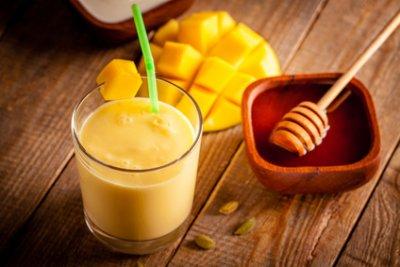 » Litschi Mango Kaktusfeigen Smoothie - Rezept