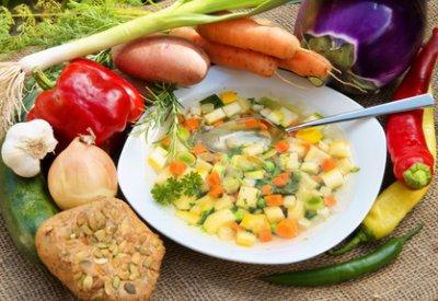 » Klassische Gemüsesuppe