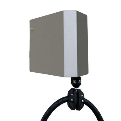 Wallbox Kabelhalter