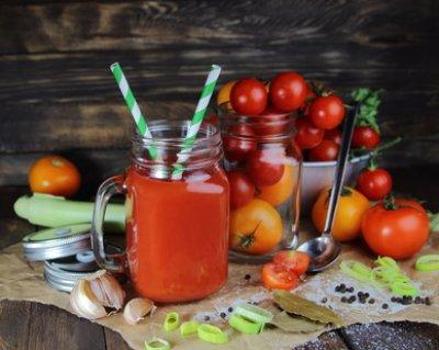 » Tomaten Zucchini Smoothie