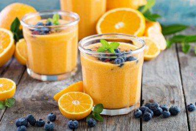 » Mango Litschi Passionsfrucht Smoothie