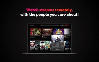 StreamParty, Videos zusammen schauen