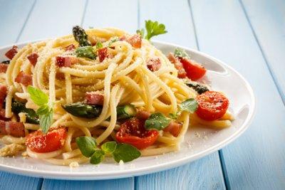 » Spaghetti aioli