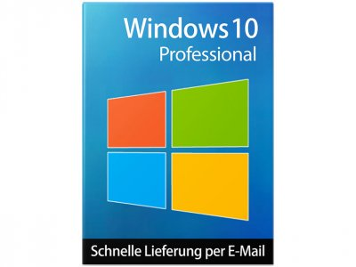 Windows 10 pro kaufen - Lizenz key Vollversion günstig