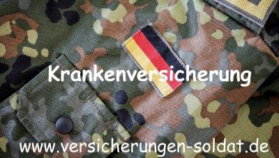 Krankenversicherung für Soldaten | versicherungen-soldat.de