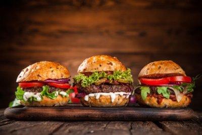 » Mexico – Burger aus Putenbrustfilet