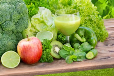» Wirsing Brokkoli Ingwer Smoothie