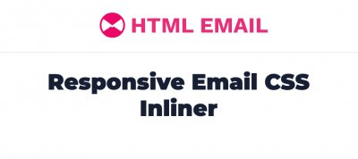 Responsive Email CSS Inliner