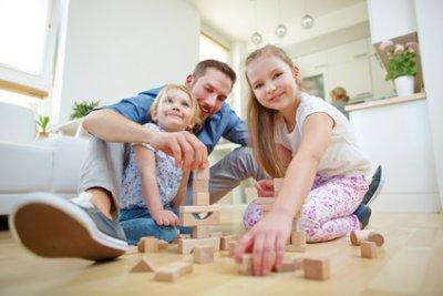 » Stressige Alltag alleinerziehender Eltern