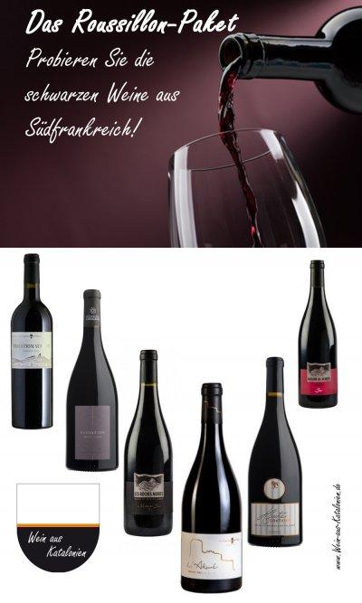 Probierpakete   Wein aus Okzitanien