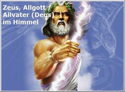 Liste griechische Götter: Gottheiten griechische Mythologie