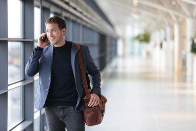 Reisetasche für den Mann