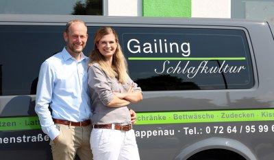 Bettenfachgeschäft in Bad Rappenau bei Heilbronn | Gailing Schlafkultur